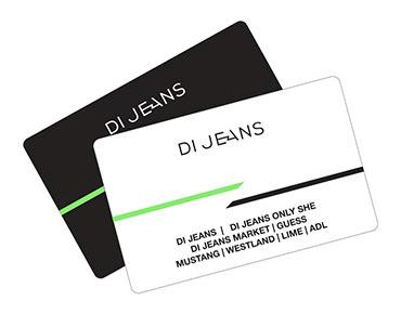 Разработка и запуск бонусной программы лояльности в сети компании Di Jeans, г. Челябинск